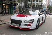 Spotted: Audi R8 Prior Design Twin Turbo by Heffner Performance
