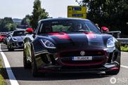 Jaguar F-Tijger op de Nürburgring gespot