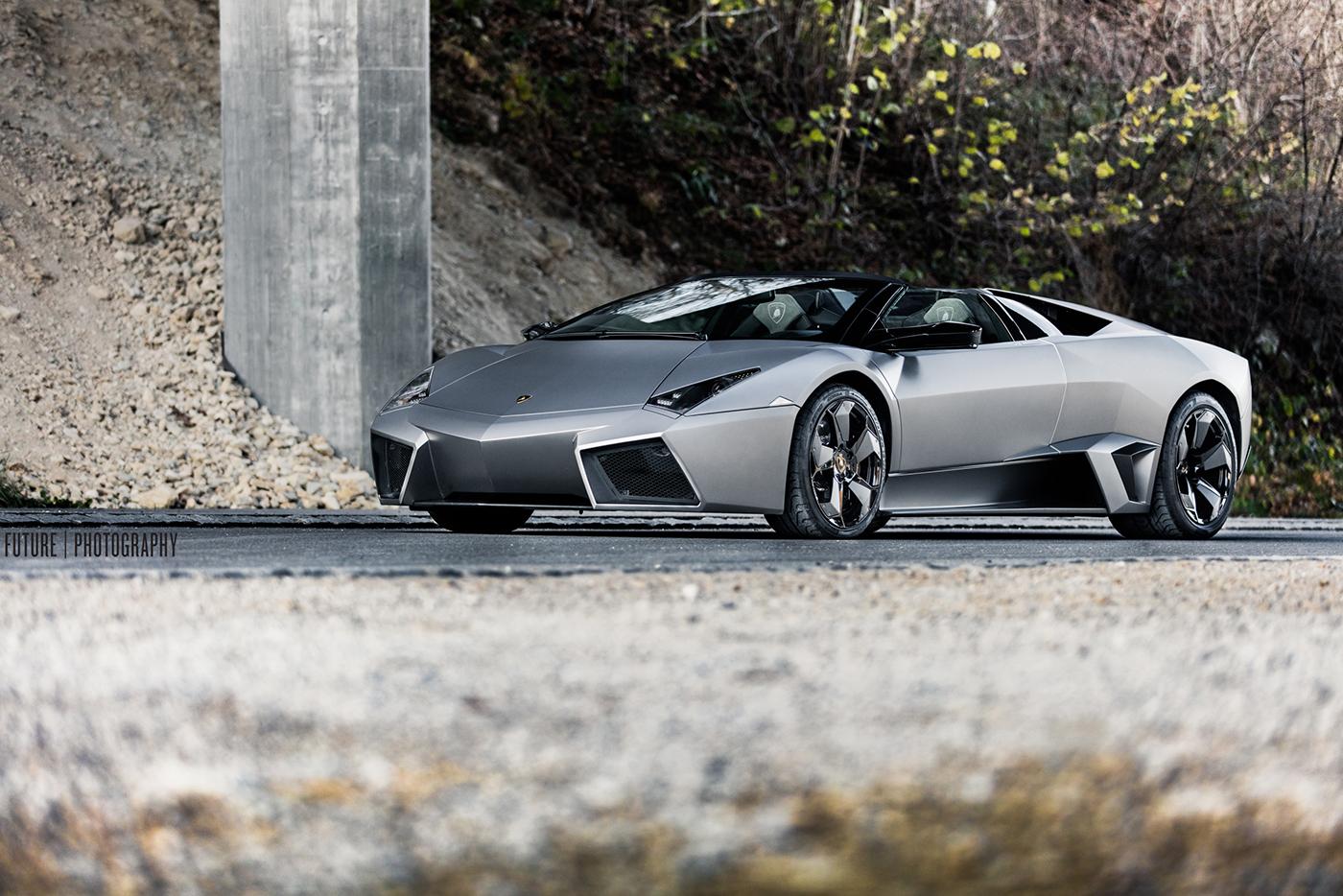 Photoshoot Lamborghini Revent 243 N Roadster Amp Mclaren Slr