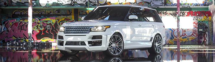 Photography: Startech Range Rover