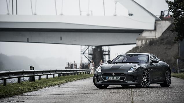 Gereden: Jaguar F-Type 2.0