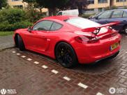 Spot van de dag: Porsche 981 Cayman GT4