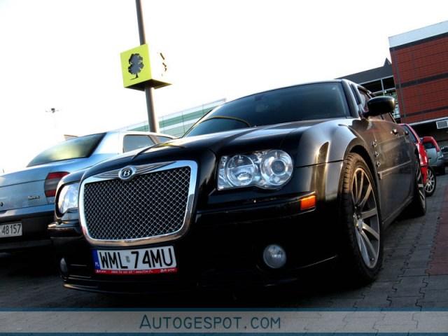 Gespot: Bentley 300C