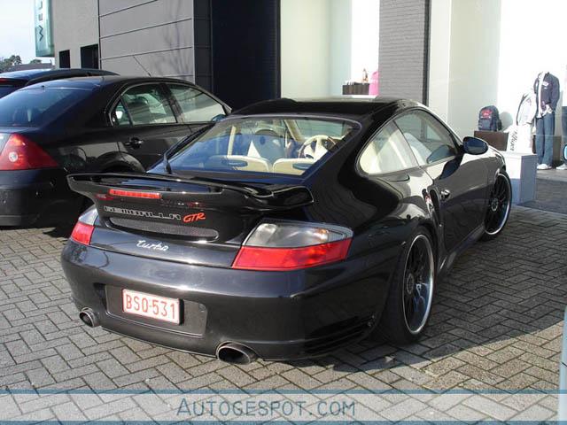 Gespot: 996 Gemballa GTR