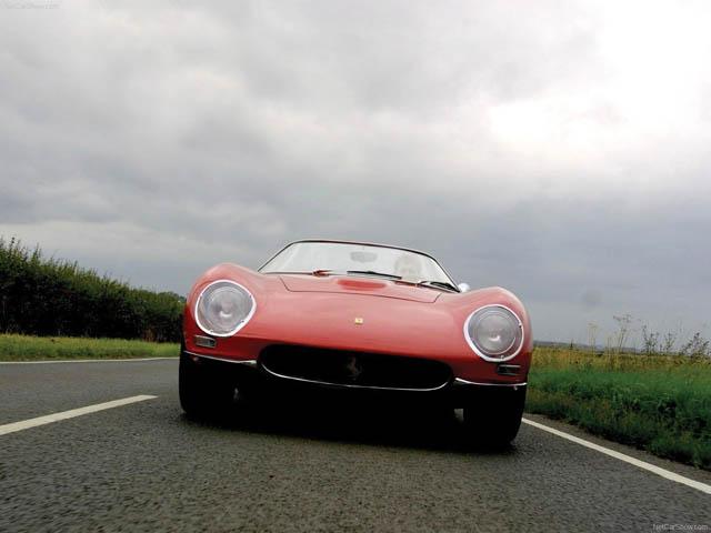 De Ferrari 250 GT Nembo Spyder uit 1960