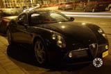 De Alfa Romeo 8C in Amsterdam deel II