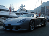Filmpjes! Porsche Carrera GT