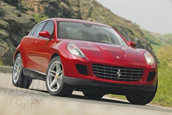 Ferrari en SUV