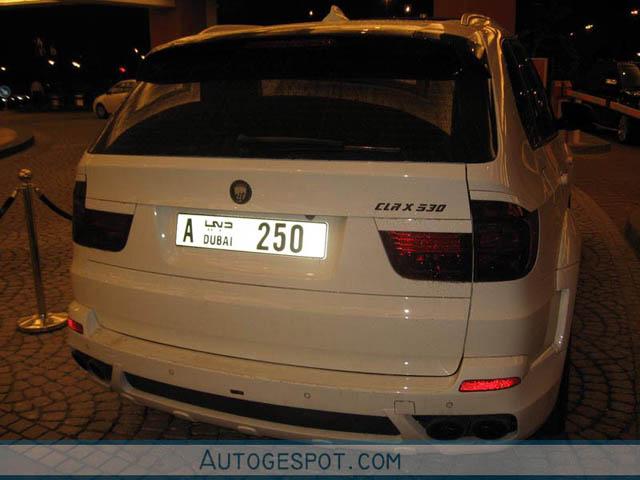 Gespot: BMW Lumma CLR X530