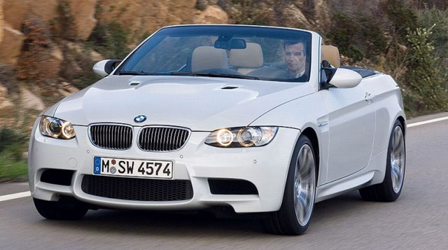 Filmpje: Nieuwe BMW M3 Cabriolet