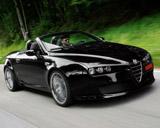 Alfa Romeo Spider door Novitec