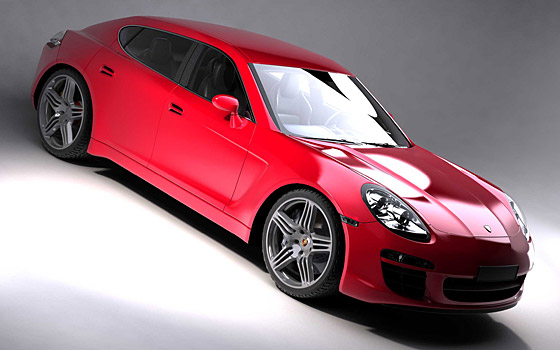 Porsche Panamera: Meer details