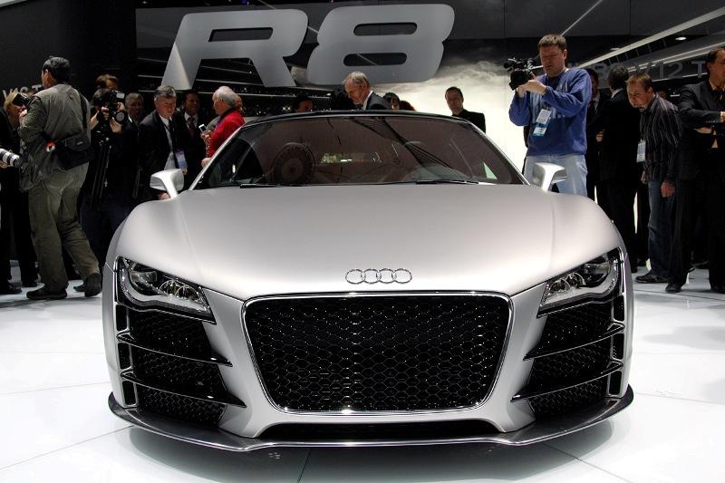 Audi R8 V12 TDI: de onthulling!
