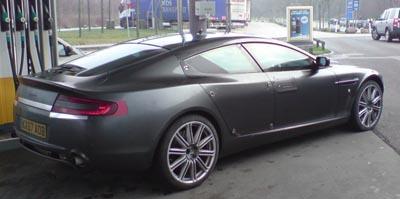 Spyshot: Aston Martin Rapide