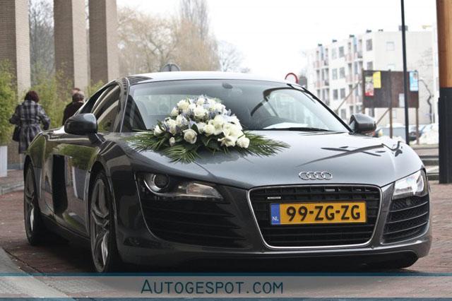 Spot Van De Dag Audi R8