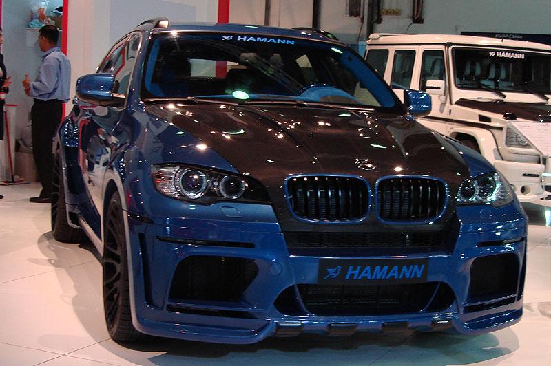 Hamann Motorsport Geeft Bmw X6 M 670 Pk