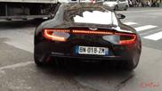 Filmpje: vreemd geval, Aston Martin One-77 slaat af