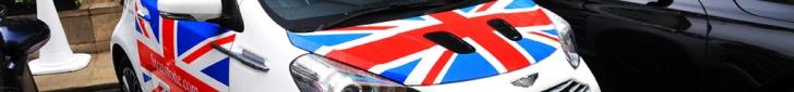 2012 : dix topspots du Royaume-Uni