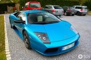 Un trio de Lamborghini classiques