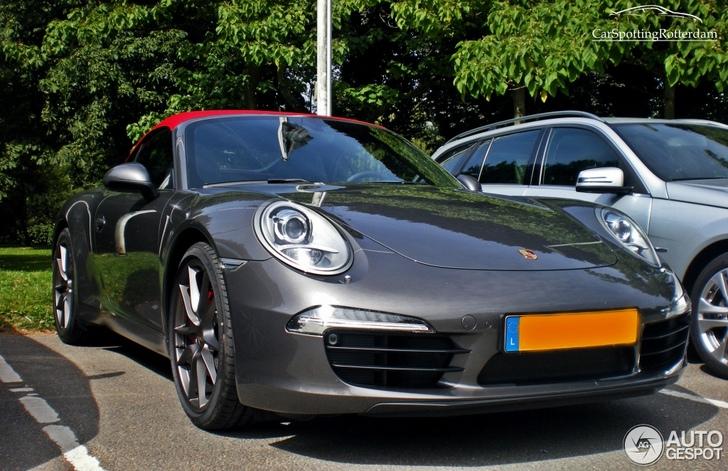 Good taste or bad taste? Porsche 991 Carrera S Convertible