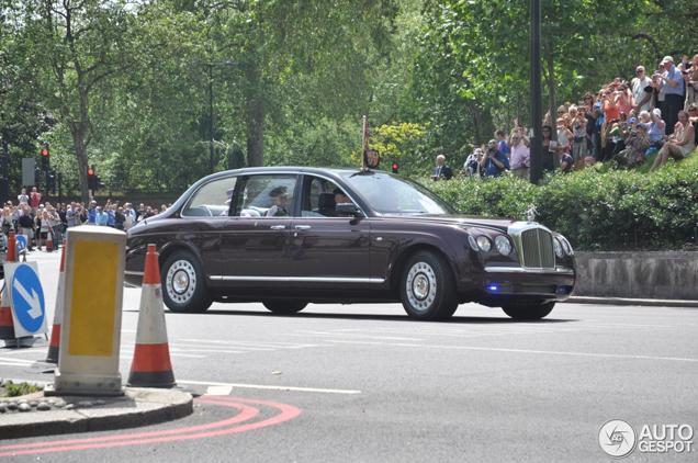 A Royal Ride: Koningin Elizabeth II gespot!