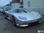 Monumentalni superautomobil je primećen: Koenigsegg CC8S