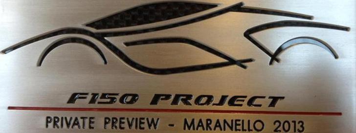 法拉利F150 疯狂规格!