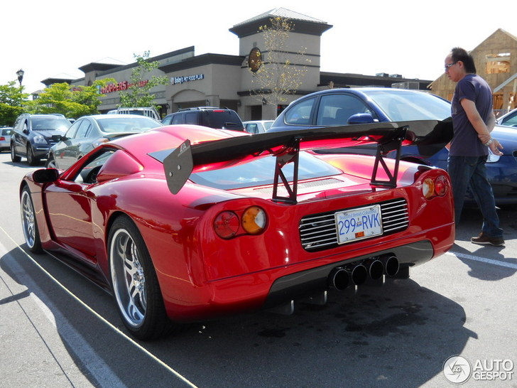 Rare Factory Five GTM spotted!