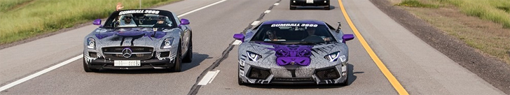 Team Galag est en route pour le Gumball 3000 de 2013 !