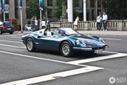 环法蓝法拉利 Dino 246 GTS