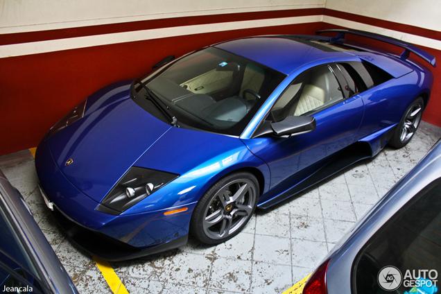 Zoek mee: hoeveel pk heeft deze Lamborghini?
