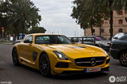 Evo ga! Mercedes-Benz SLS AMG Black Series