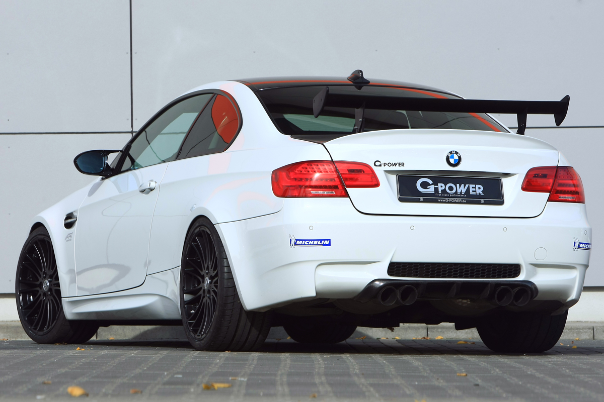 G Power Makes An Rs Package For The Bmw M3 E92