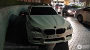 Premijera: BMW Hamann M5 F10 u Dubajiu