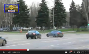 Video: Lexus IS-F driftuje u Moskvi