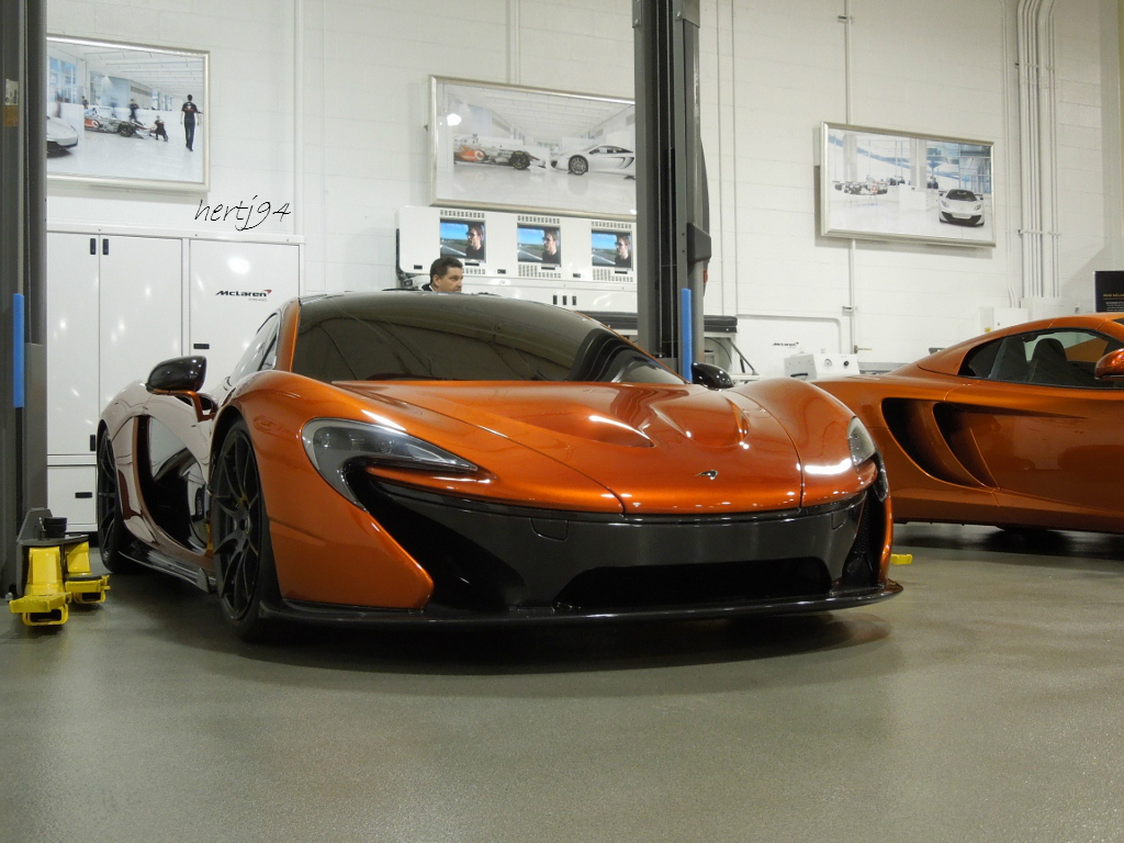 Lake Forest Sports Cars >> Mclaren P1 Shows Up At Lake Forest Sports Cars In Lake Bluff Illinois