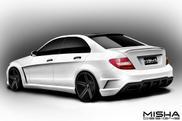 Mercedes-Benz Misha C AMG Widebodykit se pojavio na internetu