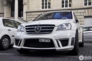 Premijerni spot: Mercedes-Benz Expression Motorsport ML 63 AMG