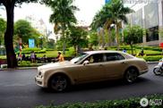 Prvi spot u gradu Ho Chi Minh: Bentley Mulsanne!