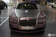 Rolls-Royce Ghost u Rose Quartz boji: prelepi Bespoke model!
