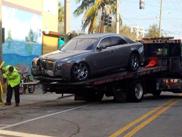 Pucano na Rolls Royce repera Rick Ross