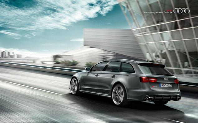 More powerful Audi RS6 Avant Plus will return!