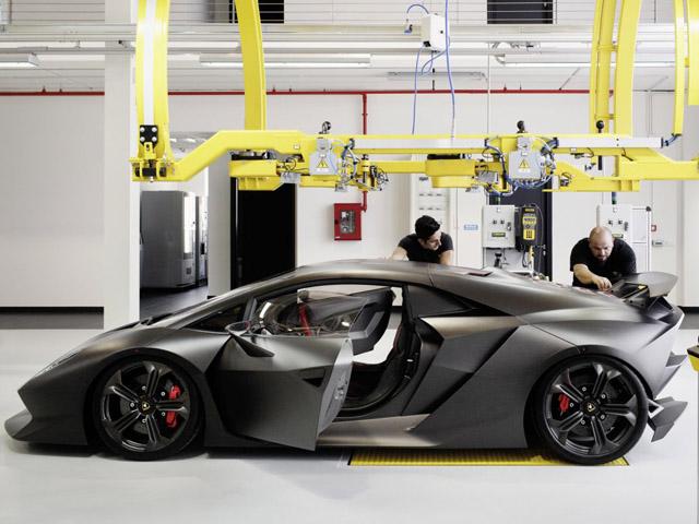 Lamborghini Sesto Elemento E Quasi Pronta