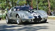 Shelby Cobra Daytona Coupe Original a fost vazut!