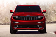 La Jeep Grand Cherokee SRT-8 subit un petit lifting