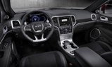 Jeep Grand Cherokee SRT-8 krijgt nieuw snoetje