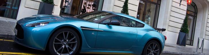 Tout est dans les détails : une Aston Martin V12 Zagato