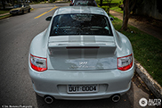 Una Porsche 911 Sport Classic rara avvistata a São Paulo