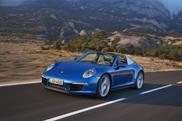 Утечка фотографий нового Porsche 911 Targa!