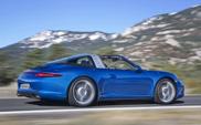Tutte le foto della nuova Porsche 911 Targa!